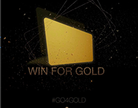 GO FOR GOLD- DOHA 2017