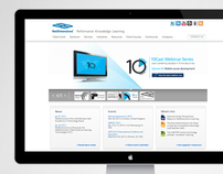NetDimensions Corporate Site