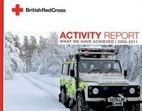 Red Cross Activity Report