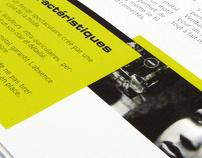 Brochure Écouteur Monsters