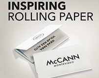 McCann - Inspiring Rolling Paper