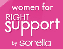Women For Right Support  - Sorella Lingerie, Indonesia