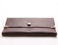Leather tobacco pochet