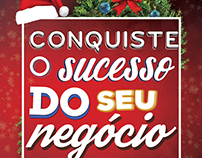 Flyer Natal - Creative Discovery