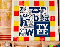 { TYPE } designers dream board game