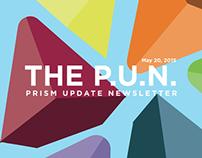 Prism Update Newsletter