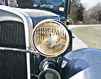 Vintage Car Photography