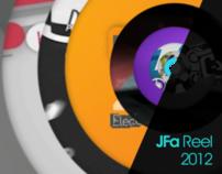 JFa Reel 2012