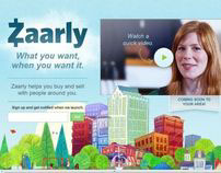 Zaarly Video for Launch