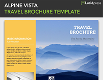 Travel Brochure Template | Made in Lucidpress