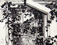 Printmaking - Silk Screen, Etching, Lino