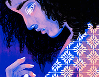 Amor doncella cierva (Book cover)