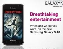 T-Mobile—Interactive Store Kiosks