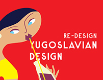 RE-DESIGN of YUGOSLAVIAN DESIGN