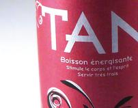 Boisson énergisante  / événement Tango