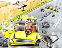 Autobild cartoons