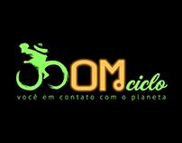 Om Ciclo - Logomarca
