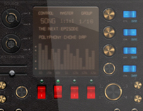 PADMUSICUIX  KG - Vol 1 - User Interface