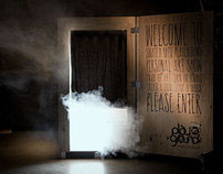MTV Playground Art Booth | brand activation