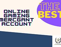 Get the best Online Gaming Merchant Account