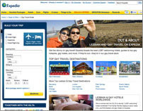 Out & About: LGBT Travel Microsite, Expedia.com