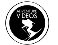 Adventure Videos logo concepts