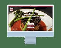 Tutto Buono Eataliano Catering Website