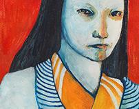 Ran Serie - Paintings