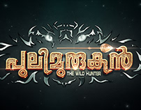 Pulimurugan | Movie| Title concept| Sarathvinu