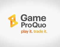 GameProQuo - Brand Development and Animation