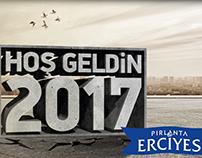 Erciyes İnşaat Hoş Geldin 2017 Kampanyası Teaseri