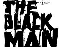 """The Black Man"" - Multimedia performance"