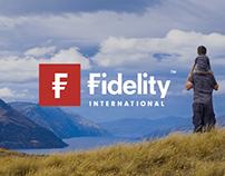 Fidelity International Website