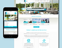 Forma Interior Website