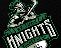 St. Jude Knights Logo Concept