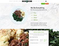 SEO for Paleo Meals website