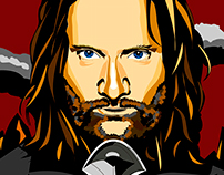 "Aragorn ""El Trancos"""
