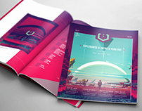 """V++"" - Editorial Design"