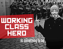 Working Class Hero (Inspired by John Lennon) (2013)