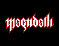 Logo-ambigram of Megadeth