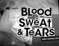 Nike. Blood, Sweat & Tears documentary.