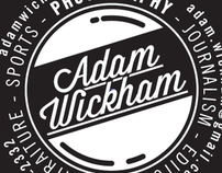 Adam Wickham Photography - Business Cards