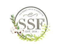 Southern Swag Farmhouse | Logo Design
