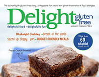 Delight Gluten-Free Magazine January | February 2014