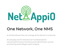 NetAppio - Intelligent Network Management System