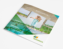 Dossier Presentación Audiovisual Iberdrola