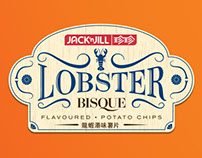 Jack'n Jill Lobster Bisque Potato Chips
