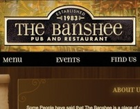 Banshee Website