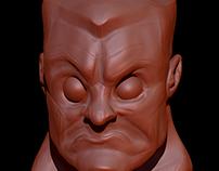 X-Men Head