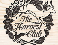 The Harvest Club - Identity